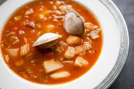 Manhattan Clam Chowder Recipe ...