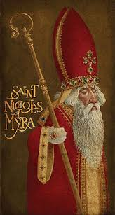 "St. Nicholas of Myra"" James Christensen Limited Edition Fine Art Canvas    eBay"
