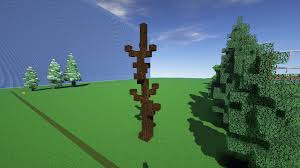 Guide On Building Good Looking Custom Trees Minecraft Map