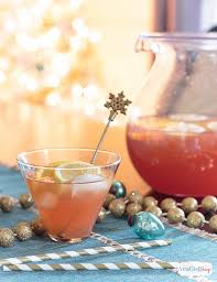 holiday punch recipes vodka bourbon