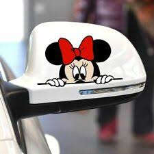 Minnie Bow Car Decal Ebay