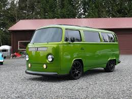 bay window bus with a wrx swap