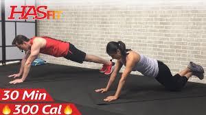 30 min no equipment upper body workout