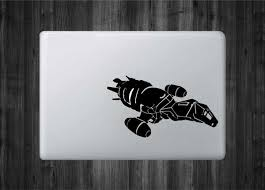 Firefly Serenity Inspired Vinyl Decal With Glowing Thrusters Engines Azvinylworks