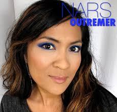 nars daphne eyeshadow makeup tutorial