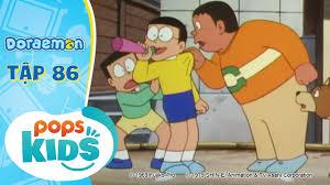 Phim hoạt hình Doraemon Tập 86 - Trò Chơi Ca Dao Tục Ngữ, Cái Loa ...