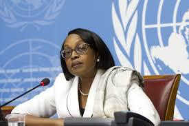 "Povo News on Twitter: ""Meet WHO Africa Director Dr. Matshidiso ..."