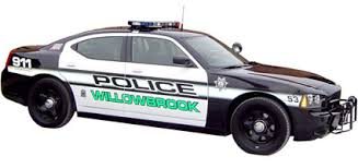 Vehicle Graphics Custom Police Car Graphics