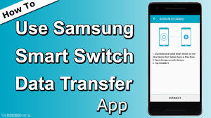 How To Use Samsung Smart Switch Data Transfer App? - TheAndroidPortal