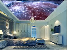 cosmic star bedroom ceiling