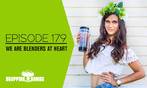 Adi Arezzini. We are blenders at heart. Episode 179 with The Real Brad Lea  (TRBL).