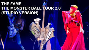 lady a the fame the monster ball