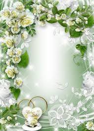 wedding frame let this day you will