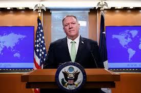 Госсекретарь Помпео отложил поездку на Украину и в Белоруссию из ...