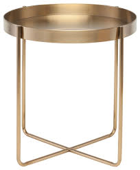 gaultier side table modern side