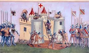 Image result for scaling walls medieval times