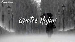 quotes tentang hujan puisi aroma pagi