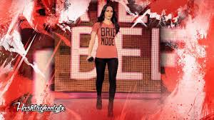 brie bella 4th new wwe theme song