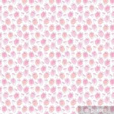 vector seamless pattern with outline