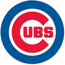 Amazon Com Fathead Mlb Chicago Cubs Chicago Cubs Logo Giant Officially Licensed Mlb Removable Wall Decal Sports Fan Wall Banners Sports Outdoors