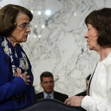 Dianne Feinstein Isn't Sure She Wants Susan Collins to Lose
