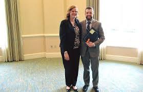 ADA Jennifer Suhl presented ADA Ryan... - Northwestern District Attorney  David E. Sullivan | Facebook