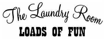 Vwaq The Laundry Room Loads Of Fun Decal Laundry Room Decals Room Decor Sayings Contemporary Wall Decals By Vwaq Vinyl Wall Art Quotes And Prints