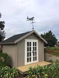 sdz wooden kitset garden sheds