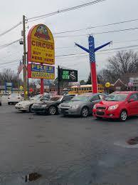 used car dealer circus auto s