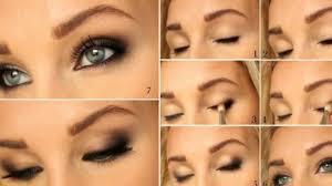 eye makeup tutorial with 9 basic