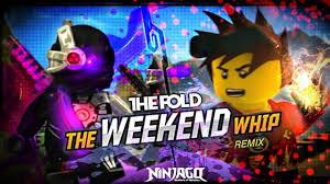 LEGO NINJAGO Codename: Arcturus - Kai Chase Scene (Weekend Whip ...