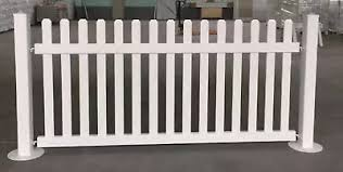 Portable Picket Fence Gumtree Australia Free Local Classifieds