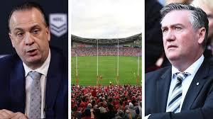 AFL 2020 Grand Final venue debate: ANZ ...
