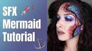 mermaid makeup sfx saubhaya makeup