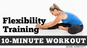 10 minute flexibility training workout