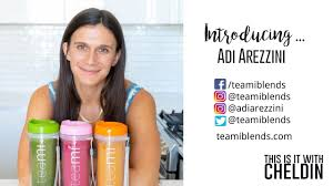 Adi Arezzini + Teami Blends on This is it TV - YouTube
