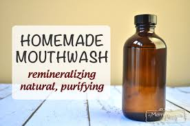 homemade all natural purifying