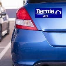 Bernie Sanders Streetbadge