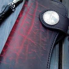 best handmade leather bifold wallets