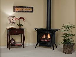 wood stove fireplace venting the