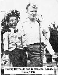 Ventriloquist Howdy Reynolds and G-Man Joe on Kauai | The Garden Island