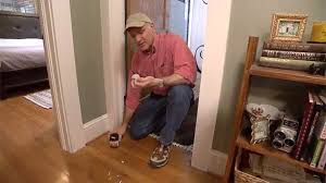 cleaning dried paint off hardwood floor