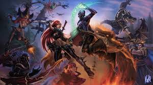 league of legends lol wallpapers best