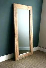 large mirror ikea white wall round big