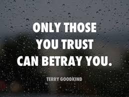 betrayal status and famous betrayal quotes