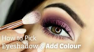 beginners eye makeup tutorial adding