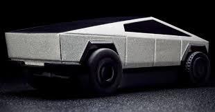 Tesla Cybertruck, los nuevos coches de radio control de Hot Wheels