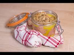 foie gras en bocal conserve maison