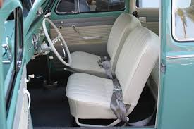vw beetle interior and upholstery
