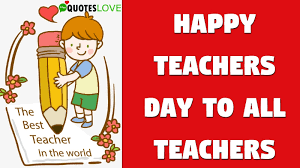 new happy teachers day quotes status wishes images and